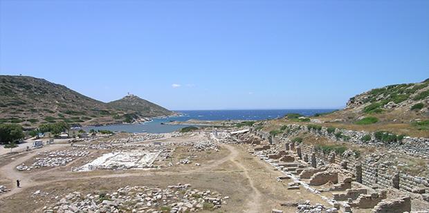knidos - Die antike Stadt Knidos