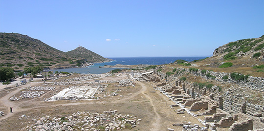knidosb - Greek Ruins of Knidos